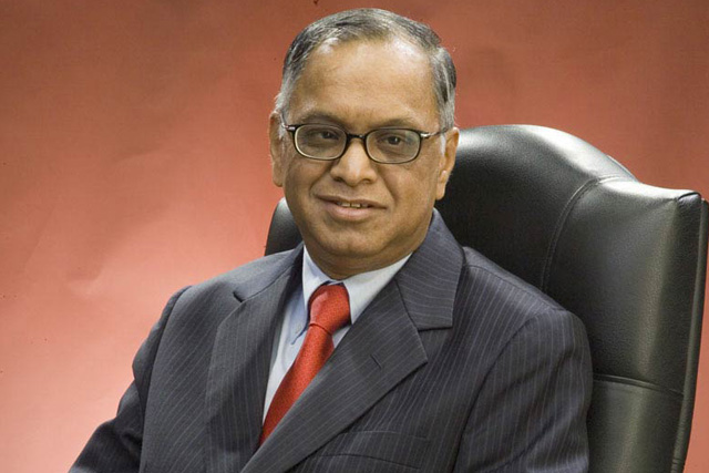Infosys Narayana Murthy greatest entrepreneur from India