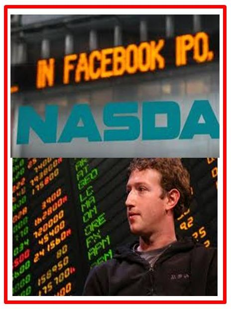 FACEBOOK TALK OF THE WALL STREET