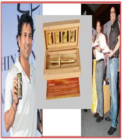 SACHIN THE TOAST OF MILLIONS