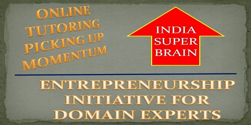 ENTREPRENEURSHIP INITIATIVE FOR DOMAIN EXPERTS IN ONLINE TUTORIALS