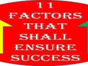Eleven Success sutras