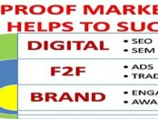 FOOLPROOF MARKETING PLAN IS VITAL