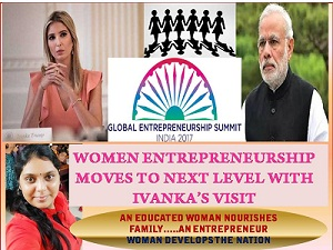 INDIAN WOMEN ENTREPRENEURSHIP ON FAST FORWARD MODE WITH GES