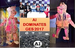 GES SUMMIT 2017 DOMINATED BY ARTIFICIAL INTELLIGENCE