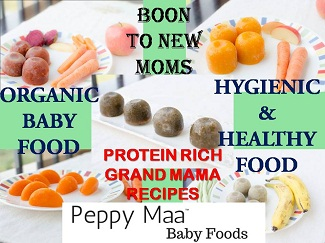 PEPPY MAA RELIEF FOR NEW MOMS