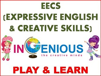 EXPRESSIVE ENGLISH & CREATIVE SKILLS BY INGENIOUS