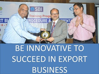 EXPORTERS RECEIVE A MAJOR BOOST FROM SBI