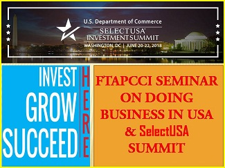 FTAPCCI HOSTS SELeCT USA EVENT