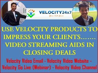 VELOCITY 24X7 SOLUTION TO BRANDING