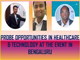 Dr SRIKANTH & Dr PRASANNA ADDRESSING ON HEALTHCARE & TECHNOLOGY