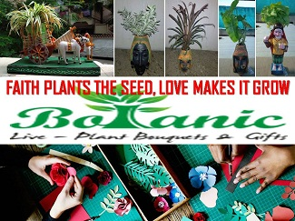 BOTANIC GIFTS ARE IDEAL FOR ALL INTERIORS