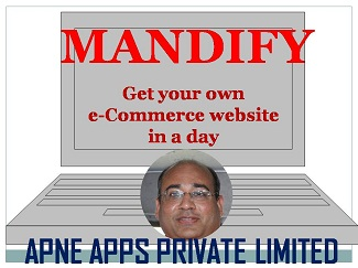 MANDIFY BEST E-COMMERCE SOLUTION FOR SHOPS