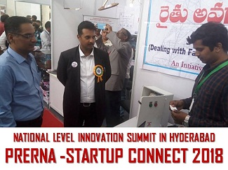 FIRST TIME IN HYDERABAD NATIONAL LEVEL INNOVATION SUMMIT
