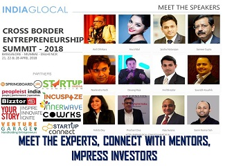 CROSS BORDER ENTREPRENEURSHIP SUMMIT 2018 IN THREE METROS