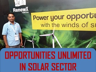 RENEWX 2018 SHOWCASES SOLAR INDUSTRY