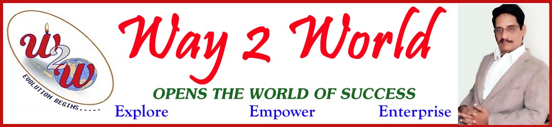 Welcome to WAY2WORLD