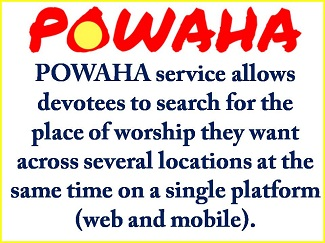POWAHA INFOTECH FOR POOJAS