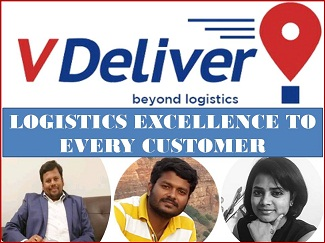 VDELIVER LOGISTICS FOR FASTER FULFILLMENT