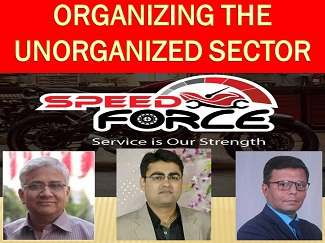 TWO-WHEELER SERVICE BY SPEEDFORCE