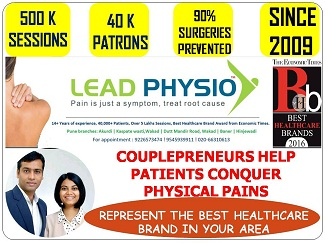 PUNE BASED LEAD PHYSIO