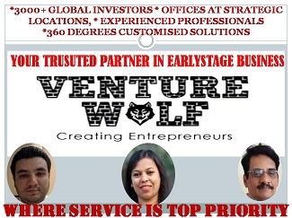 STARTUPS CAN AVAIL VENTURE WOLF