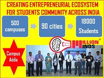 CAMPUS ADDA BY MILLION MINDS