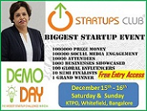 DEMO DAY BY STARTUPS CLUB