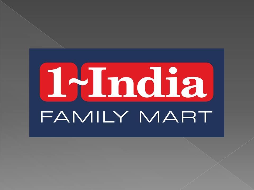 JAY PRAKASH SHUKLA'S 1 INDIA FAMILY MART