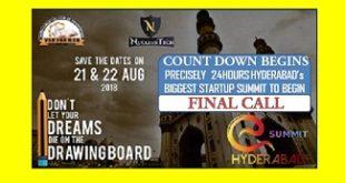 E Summit Hyderabad