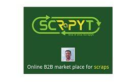 e Waste platform SCRAPYT