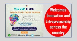 SRiX Innovation fellowship