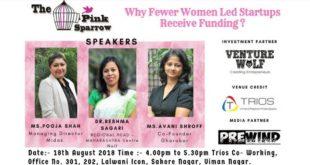 The Pink Sparrows – Dr Reshma Sagari