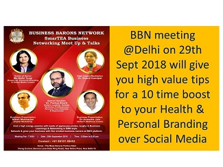 Business Baron Network Delhi Event