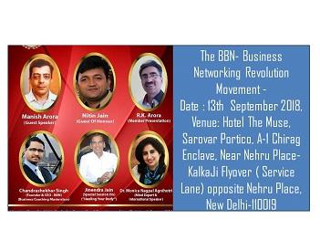 BBN EVENT DELHI