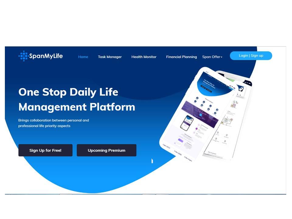 Life management platform