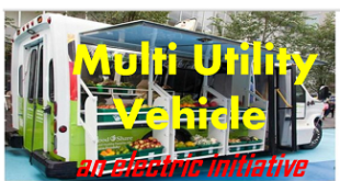 e-Indian Multi Utility vehicle