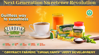 STEVIA WORLD AGROTECH PVT LTD