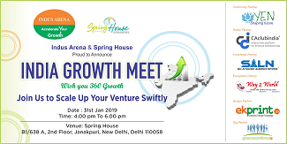 India Growth Meet
