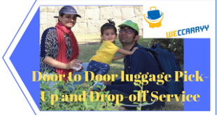 Door to Door luggage carriers