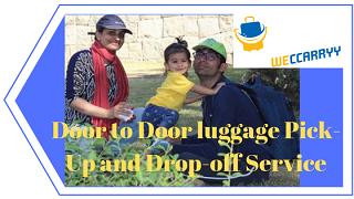Door to Door luggage carriers