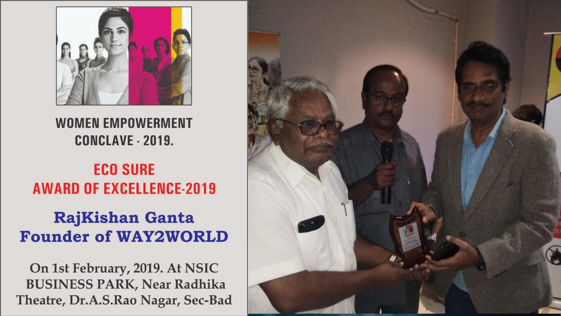 Ecosure WEMP awards