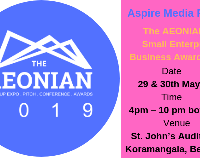 The Aeonian Awards 2019