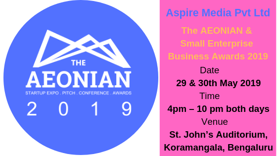 The AEONIAN & Small Enterprise Business Awards 2019