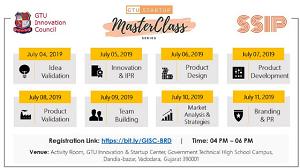 StartUp Vadodara StartUp Master Class