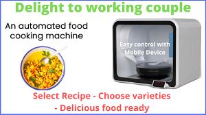 Foodcookingrobot