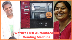 New Idli Machine