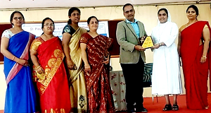 Honor at St Pious Women's COllege
