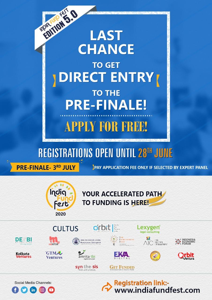 1 India Fund Fest